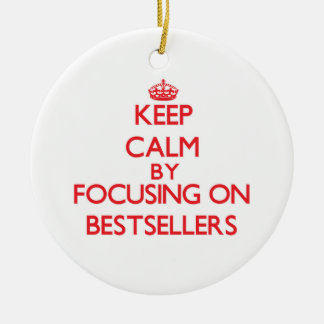 Guarde la calma centrándose en los bestsellers ornamentos para reyes magos