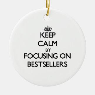 Guarde la calma centrándose en los bestsellers ornaments para arbol de navidad