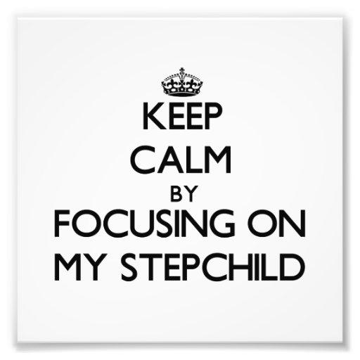 Guarde la calma centrándose en mi Stepchild