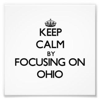 Guarde la calma centrándose en Ohio