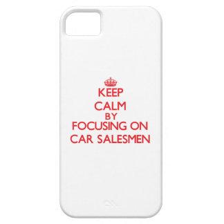 Guarde la calma centrándose en vendedores de iPhone 5 Case-Mate carcasa