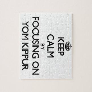 Guarde la calma centrándose en Yom Kipur