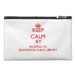 Guarde la calma escapándose a la biblioteca públic