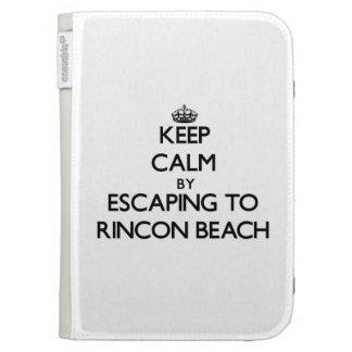 Guarde la calma escapándose a la playa California