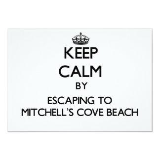 Guarde la calma escapándose a la playa caloría de anuncios