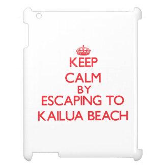 Guarde la calma escapándose a la playa Hawaii de K