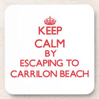 Guarde la calma escapándose a la playa la Florida Posavaso