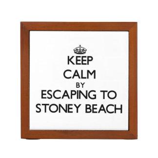 Guarde la calma escapándose a la playa Massachuset