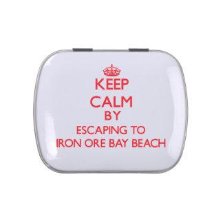 Guarde la calma escapándose a la playa Michig de l