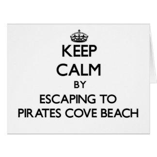 Guarde la calma escapándose a la playa nueva ha de