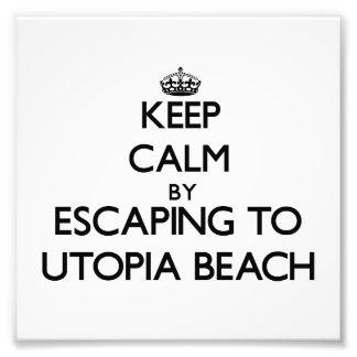 Guarde la calma escapándose a la playa Ohio de Uto Fotos