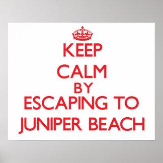 Guarde la calma escapándose a la playa Rhode Islan