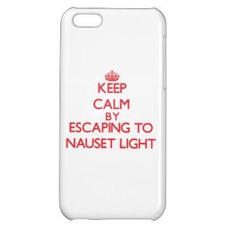 Guarde la calma escapándose a Nauset Massachusett