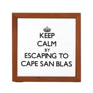 Guarde la calma escapándose al cabo San Blas la Fl