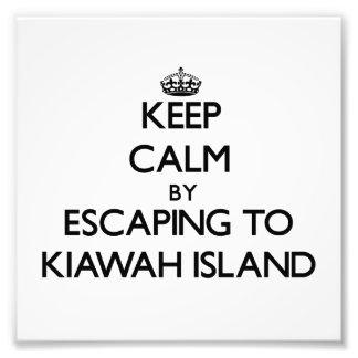 Guarde la calma escapándose al villancico de Kiawa