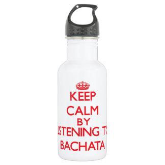 Guarde la calma escuchando BACHATA