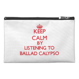 Guarde la calma escuchando el CALYPSO de la BALADA