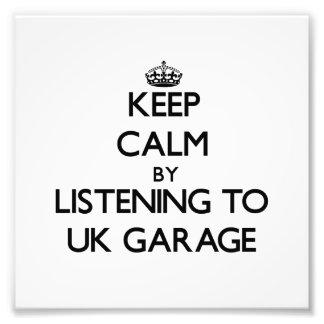 Guarde la calma escuchando el GARAJE BRITÁNICO Fotografias
