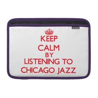 Guarde la calma escuchando el JAZZ de CHICAGO