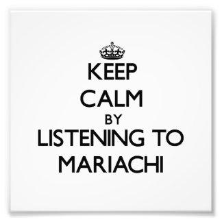 Guarde la calma escuchando el MARIACHI