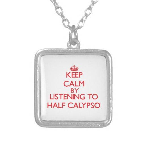 Guarde la calma escuchando el MEDIO CALYPSO Joyerías