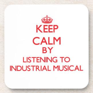 Guarde la calma escuchando el MUSICAL INDUSTRIAL