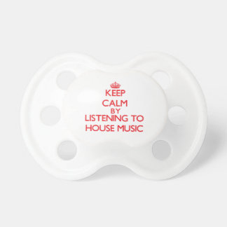Guarde la calma escuchando la MÚSICA de la CASA Chupetes