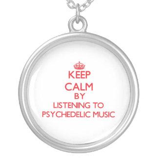 Guarde la calma escuchando la MÚSICA PSICODÉLICA