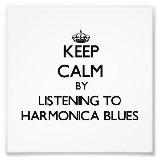 Guarde la calma escuchando los AZULES de la ARMÓNI