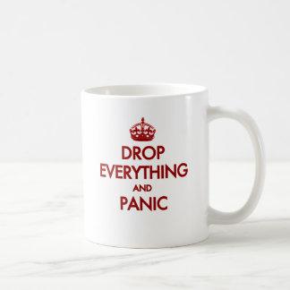 ¿Guarde la calma? ¡Pfft! Taza De Café
