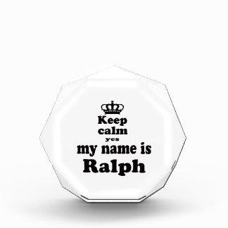 Guarde la calma que mi nombre es sí Rafael