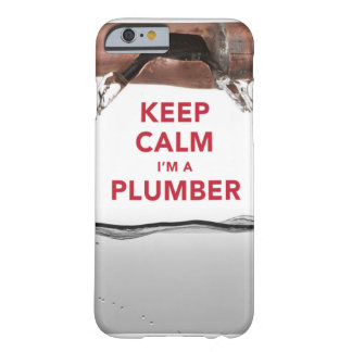Guarde la calma que soy caso fresco del iPhone 6 Funda De iPhone 6 Slim