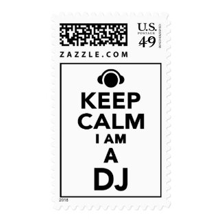 Guarde la calma que soy DJ Sellos