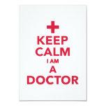 Guarde la calma que soy doctor comunicado