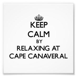 Guarde la calma relajándose en Cabo Cañaveral la F