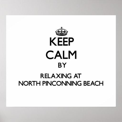 Guarde la calma relajándose en la playa del norte  impresiones