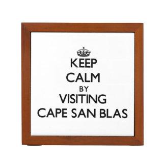 Guarde la calma visitando el cabo San Blas la Flor