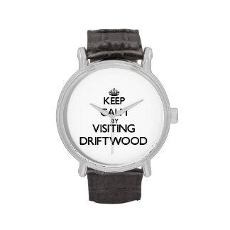 Guarde la calma visitando el Driftwood Maryland