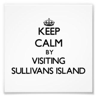 Guarde la calma visitando el villancico de la isla