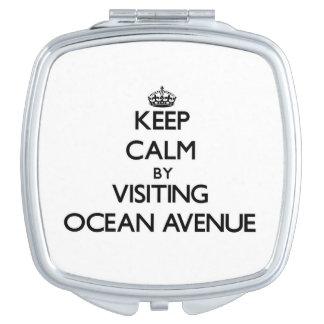 Guarde la calma visitando la avenida Massachusetts Espejos Maquillaje