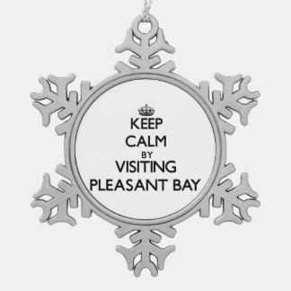Guarde la calma visitando la bahía agradable Massa Adorno