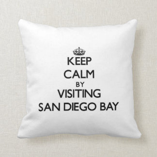 Guarde la calma visitando la bahía de San Diego Ca