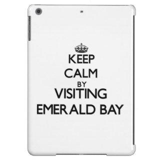 Guarde la calma visitando la bahía esmeralda Calif