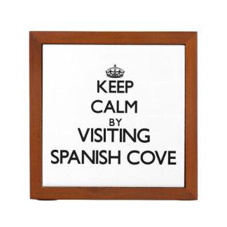 Guarde la calma visitando la ensenada española Ala