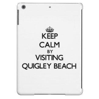 Guarde la calma visitando la playa Connecticut de