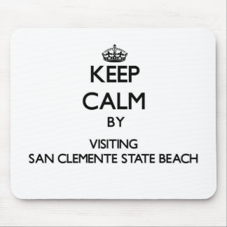 Guarde la calma visitando la playa de estado de Sa Alfombrilla De Raton