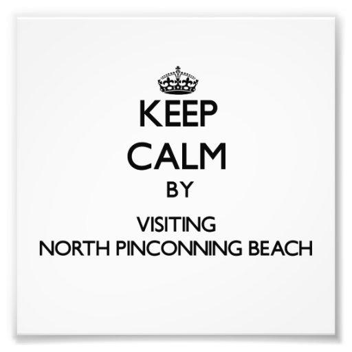 Guarde la calma visitando la playa del norte Michi Fotos