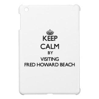 Guarde la calma visitando la playa la Florida de F