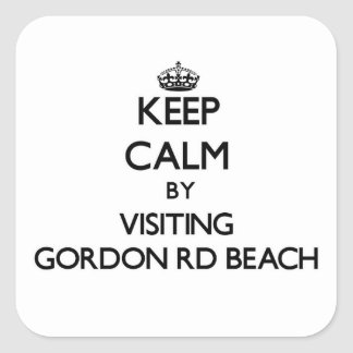 Guarde la calma visitando la playa Michigan de Gor