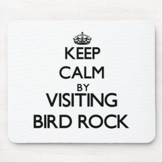 Guarde la calma visitando la roca California del Alfombrilla De Ratón